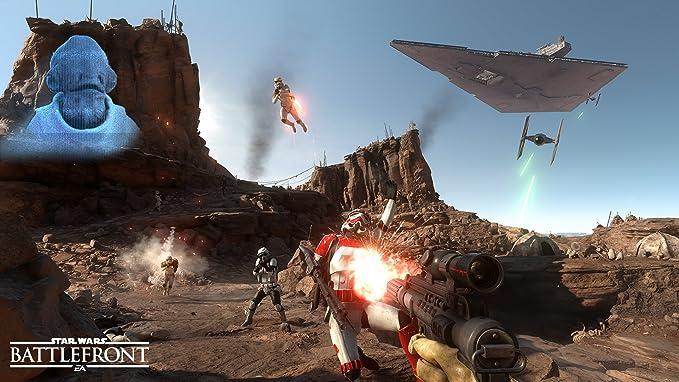 Electronic Arts Star Wars Battlefront Xbox One - Juego (Xbox One, Acción, RP (Clasificación pendiente), ENG, Básico, Electronic Arts): Amazon.es: Videojuegos