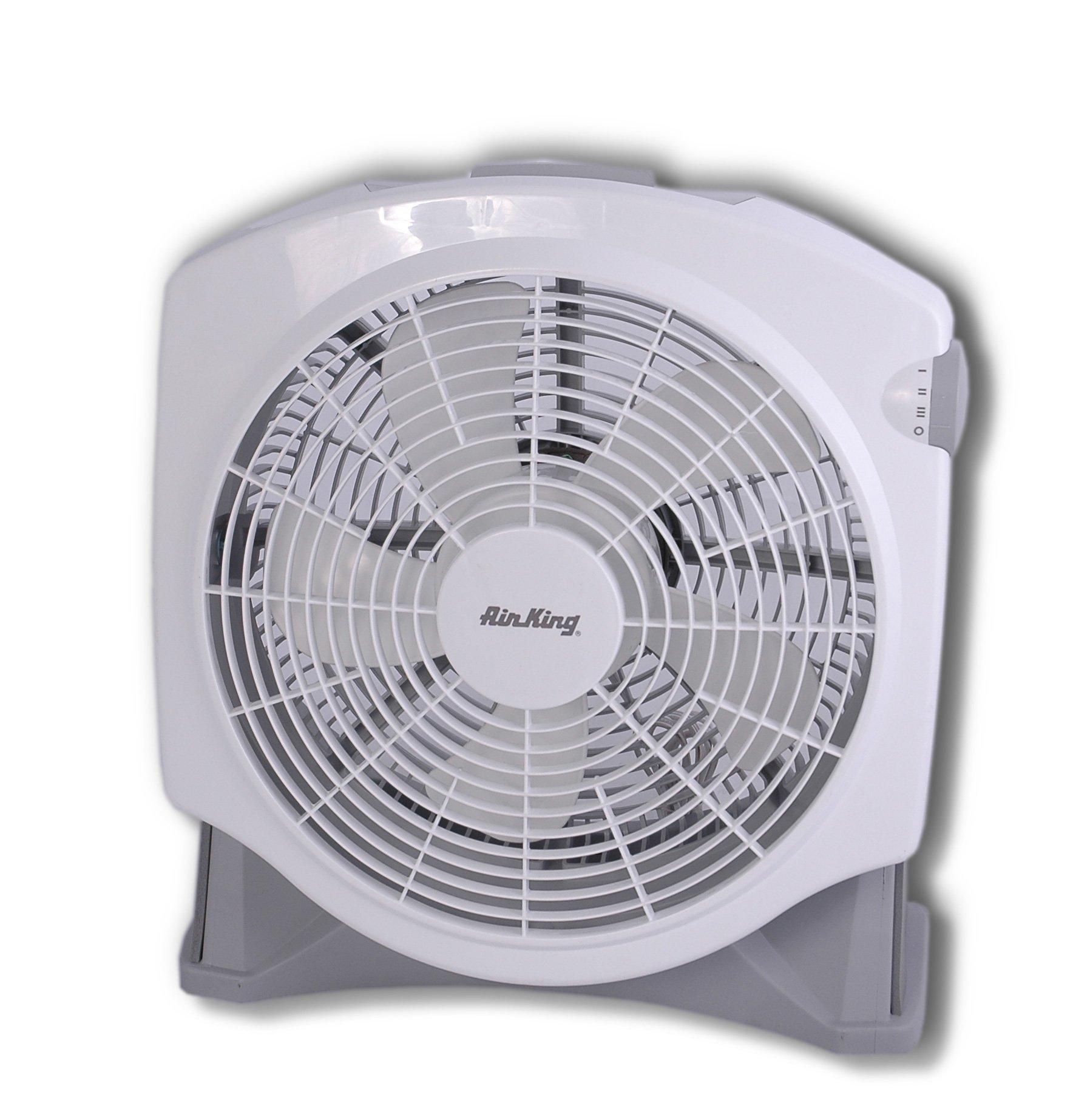 14'' Window/Floor Fan, 3 Speed