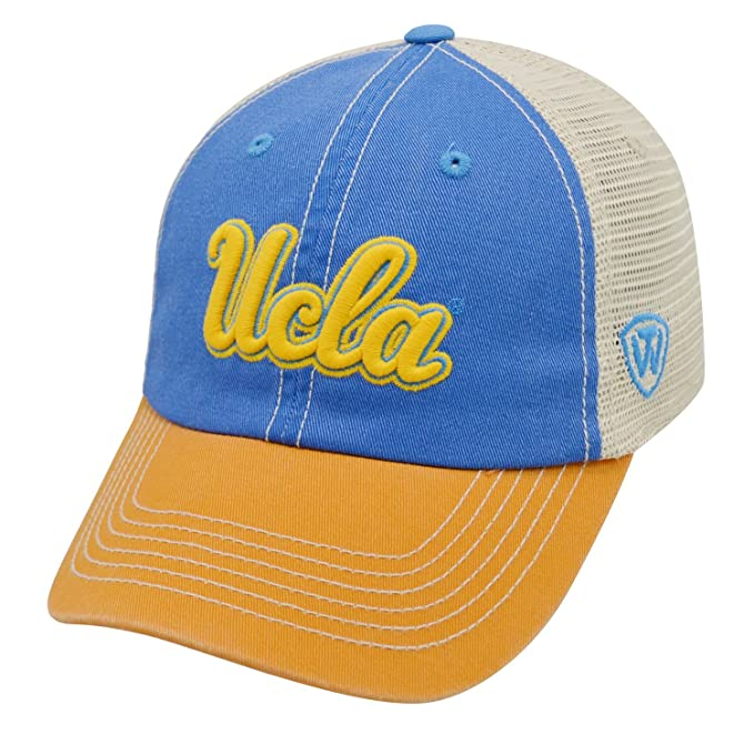 sports shoes 5cd48 53455 Amazon.com   Top of the World NCAA UCLA Bruins Offroad Snapback Mesh Back Adjustable  Hat, One Size, AFT Blue Gold Khaki   Sports   Outdoors