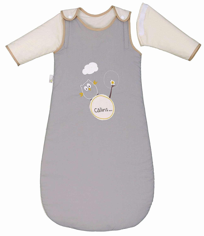 69adad476543f P tit Basile - Petite gigoteuse préma pour bébé prématuré ou nourrisson -  Taille 50 cm - 0-1 mois - coton issu de l agriculture biologique - toutes  saisons ...