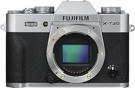 Fujifilm X-T20 - Cámara EVIL de 24 MP (pantalla de 3