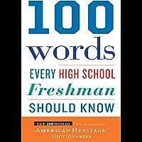 100 Words Every High School Freshman Should Know