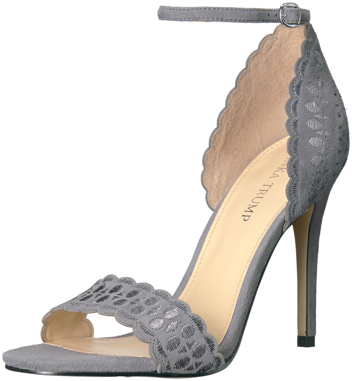 Light gris gris gris Ivanka Trump Femmes Chaussures à Talons 3d1