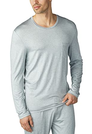 ac1defb327 Mey Club Coll. Serie Jefferson Modal Herren Homewear Shirts 65640 ...