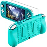 Protective Grip Case for Nintendo Switch Lite- NS-Lite Protective Cover Switch Lite Accessories kit Included Soft TPU Cover C