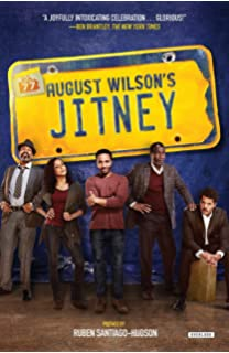 Jitney august wilson 9781585673704 amazon books jitney a play broadway tie in edition fandeluxe Choice Image