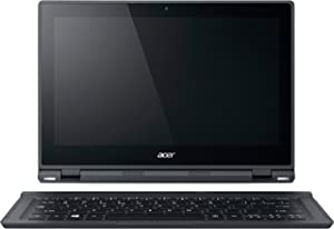 Acer NT.L7FAA.007 Aspire SW5-271-62X3 2 in 1 Notebook 12.5-in 5Y10c 4GB 128GB SSD HD Graphics 5300 Windows 8.1