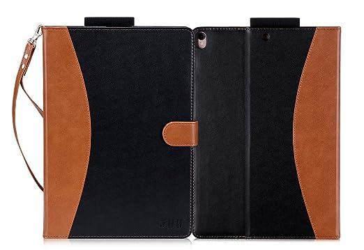 3 opinioni per iPad Pro 10.5 Cover, Custodia iPad Pro 10.5, Fyy® Premia Custodia in pelle