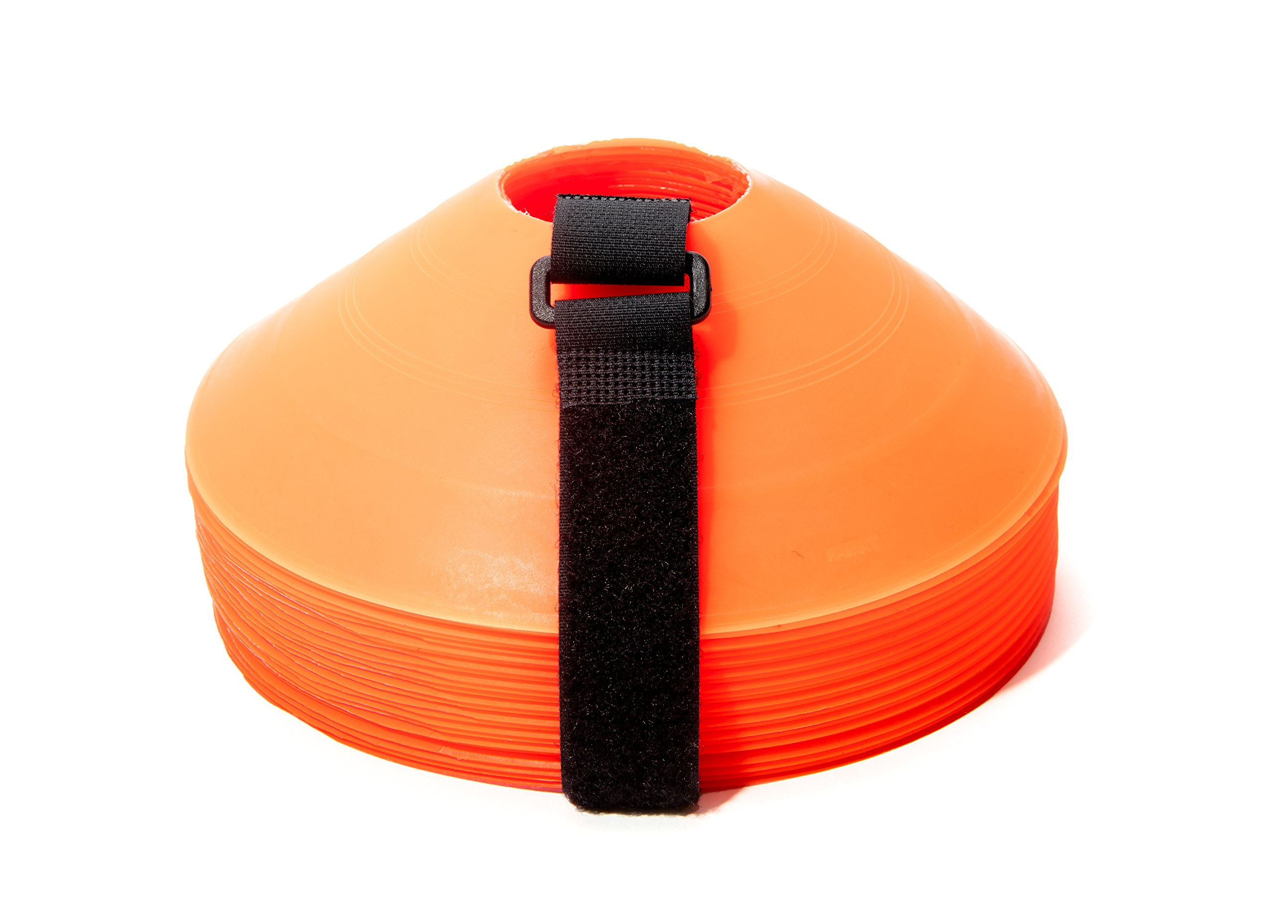 "Shot Taker Co. 2"" Disc Cones (Set of 25) 