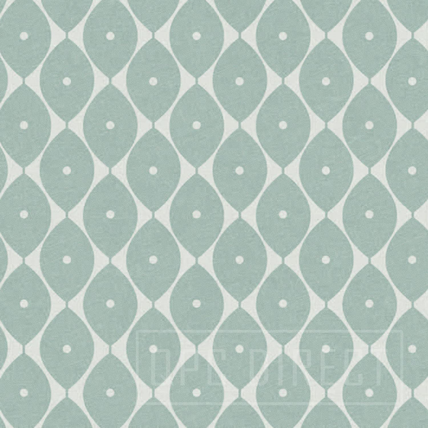 Green Gingham 20mm Check PVC Vinyl Wipe Clean Oilcloth Tablecloth