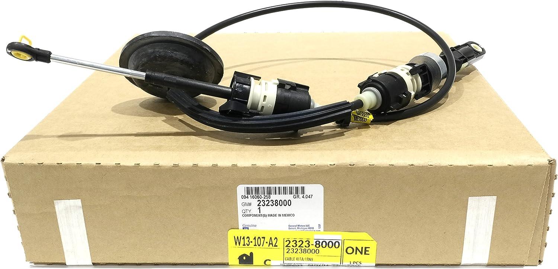 Amazon Com Gm 23238000 Cable Kit A Trns Range Sel Lvr Automotive