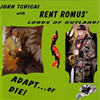 John Tchicai With Rent Romus Lords of Outland