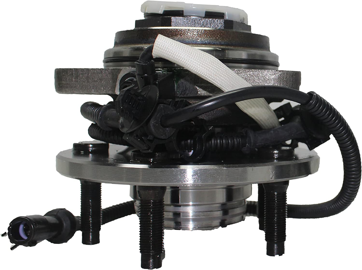 Brand New Front Wheel Hub and Bearing Assembly Mazda B4000 Ford Ranger 4x4 5 Lug Pulse Vacuum Lock Hub W/ABS [Auto Locking Hub]