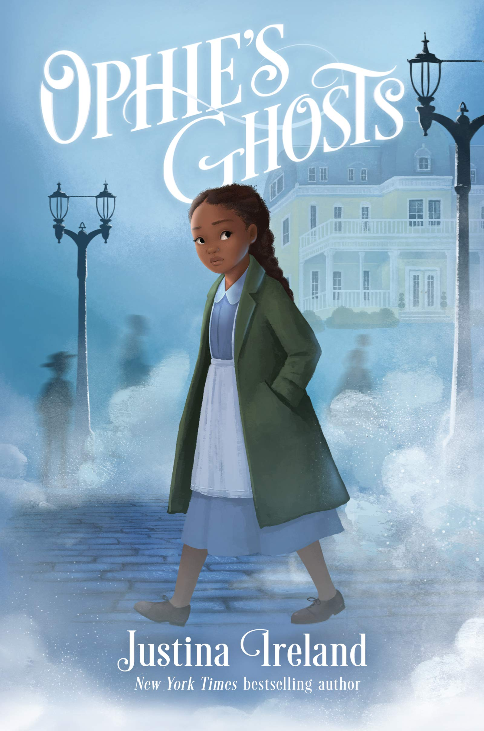 Ophie's Ghosts: Ireland, Justina: 9780062915894: Books - Amazon.ca