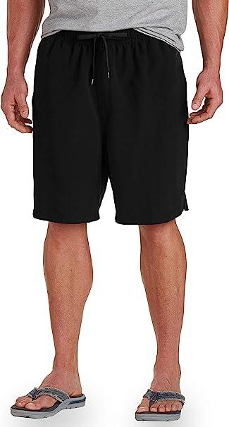 Essentials Mens Big /& Tall Quick-Dry Swim Trunk Fit by DXL Swim Trunks