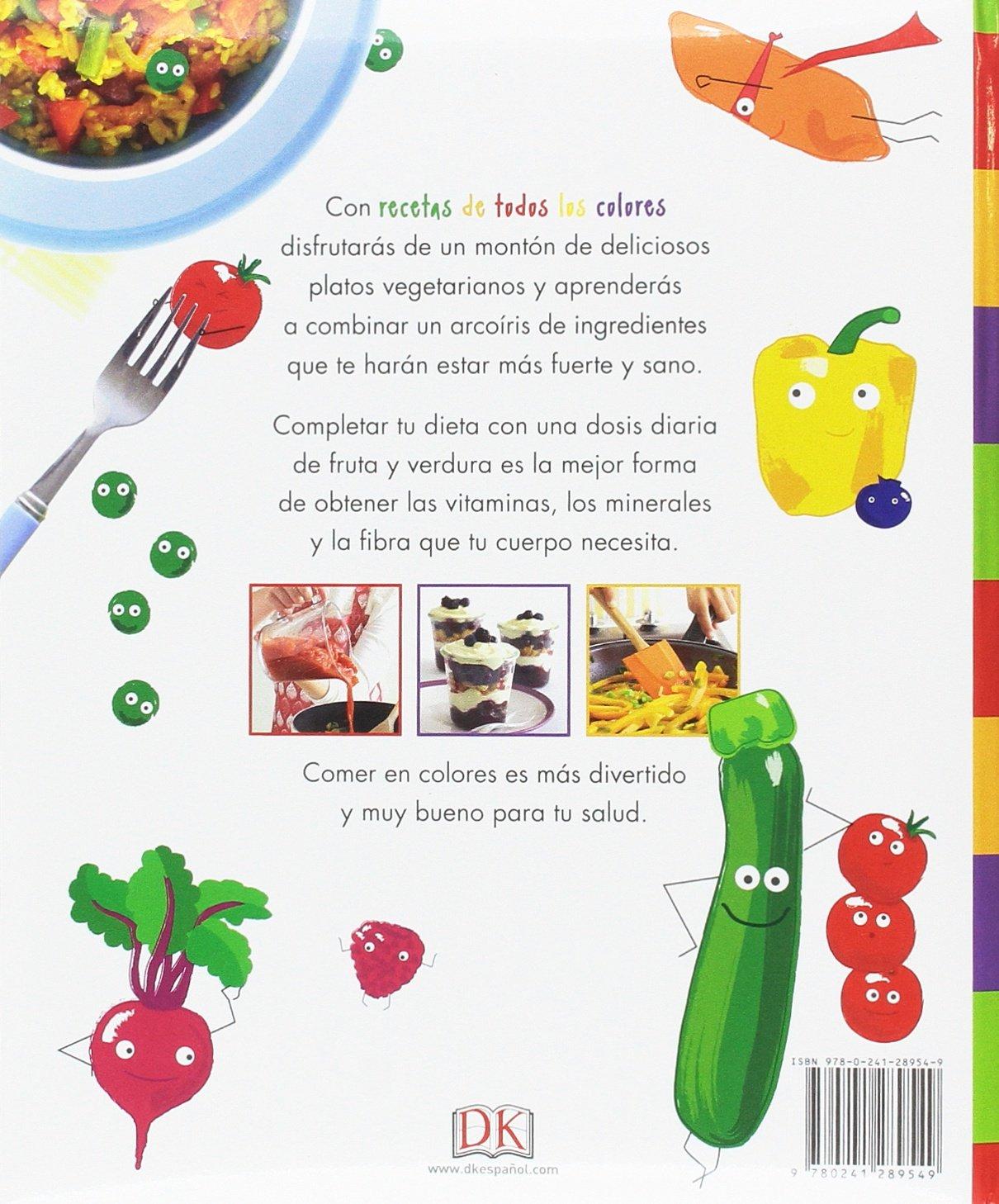 Recetas de todos los colores: Una guía multicolor llena de nutritivas delicias VIDA SANA Y NUTRICION: Amazon.es: Varios autores: Libros
