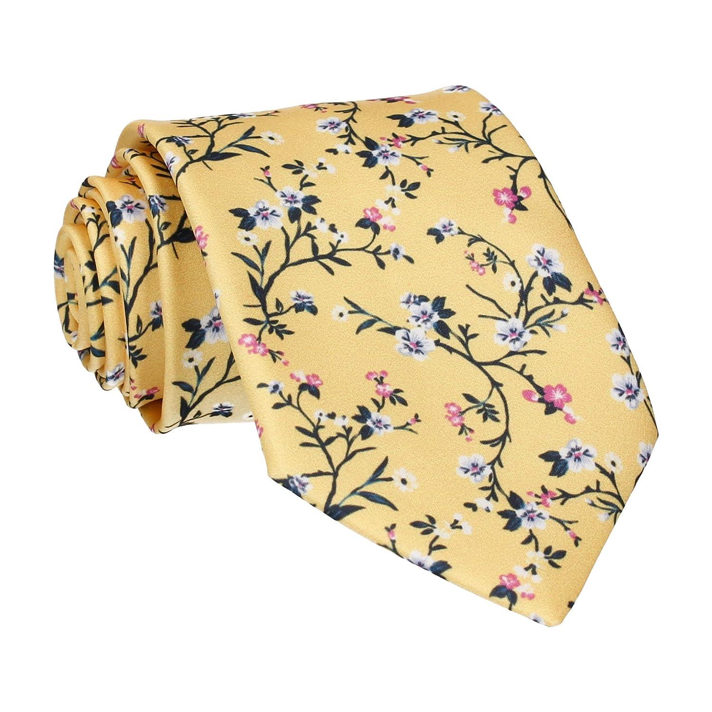 Standard Tie Mrs Bow Tie Odessa Floral Necktie Skinny Tie