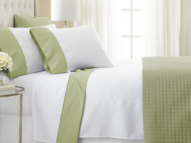 Southshore Fine Linens® - Vilano® Springs - 6 Inch Border - 5 Piece