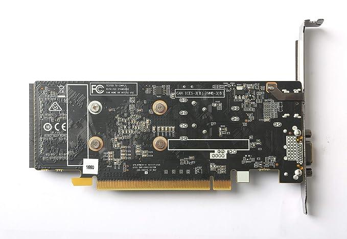 Zotac ZT-P10300E-10L - Tarjeta gráfica (GeForce GT 1030, 2 GB ...