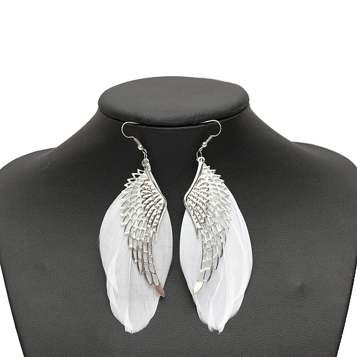 Ciondolo di Dream Catcher della collana Ciondolo pendente Davanguardia Long Necklace Accessori di abbigliamento Bobury