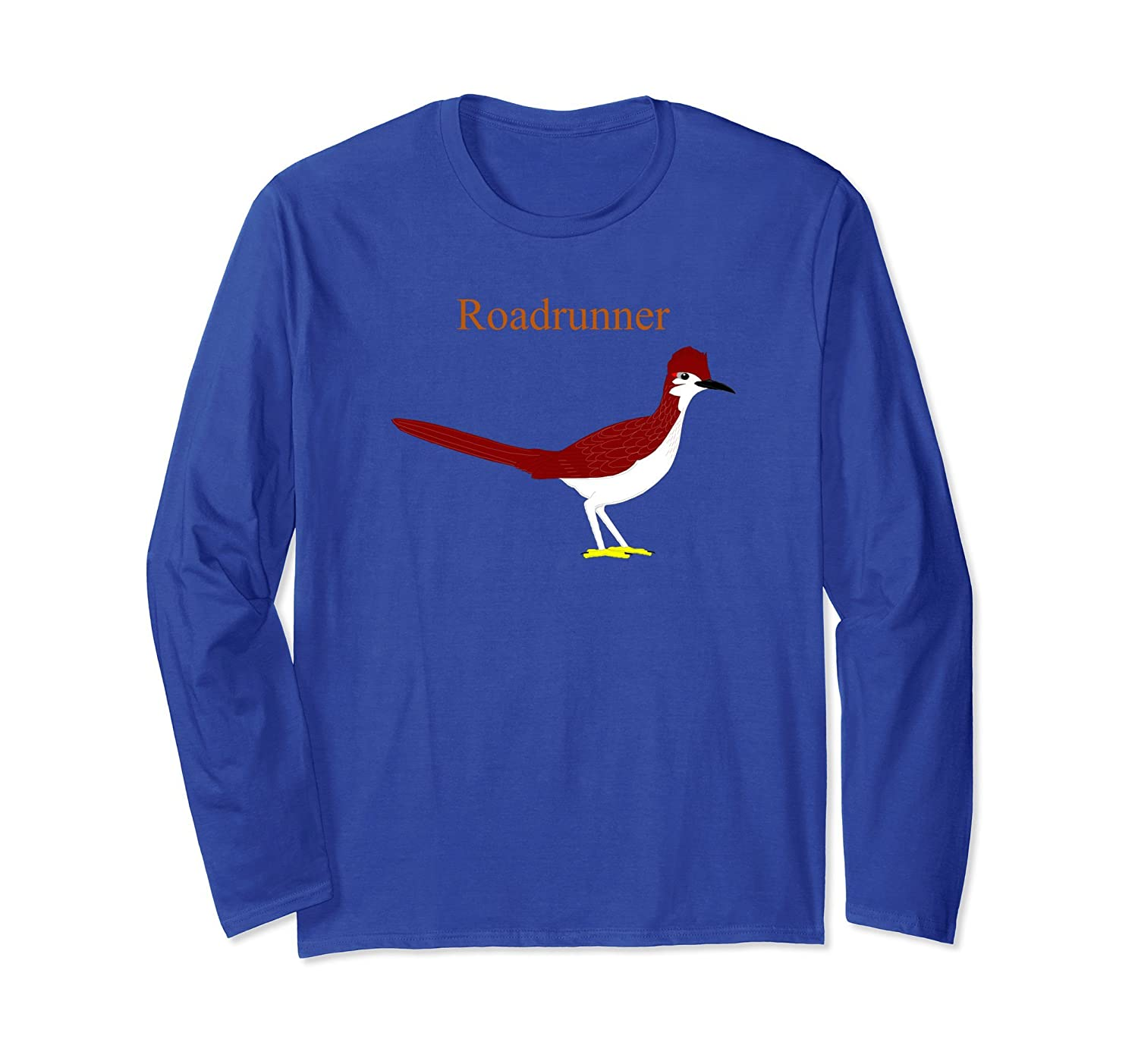 Fast Roadrunner Long Sleeve Shirt Desert Bird Lover-AZP