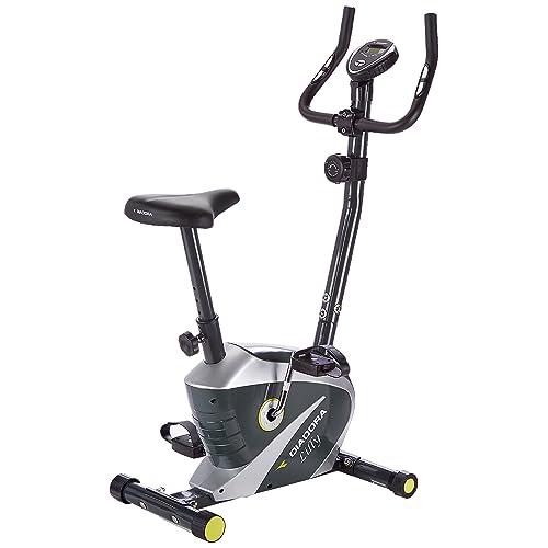 Diadora Fitness Lilly - Bicicleta estática, Color Negro