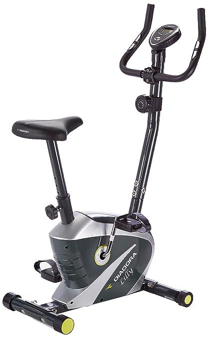 416 opinioni per Diadora Fitness Lilly Cyclette magnetica, Grigio/Nero
