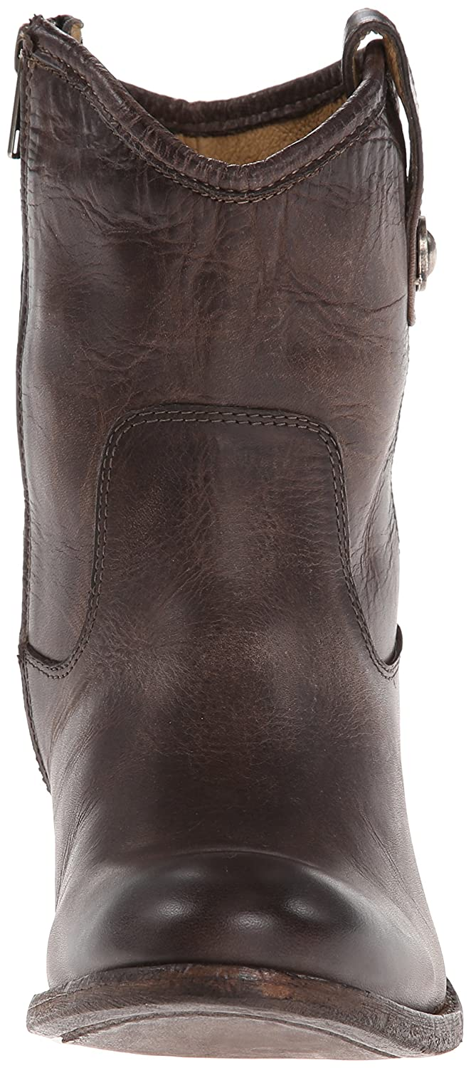 FRYE Womens Melissa Button Short Ankle Boot