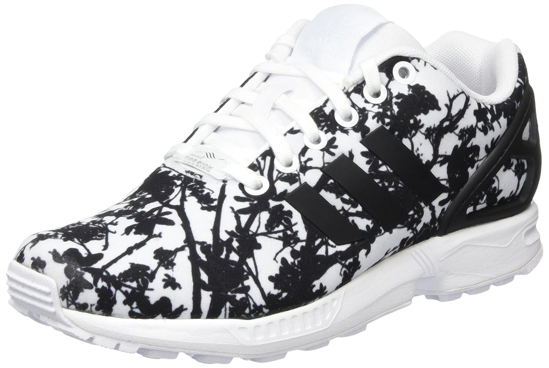 adidas Damen ZX Flux Sneaker, Weiszlig;  36 2/3 EU|Wei? (Ftwr White/Core Black/Ftwr White)