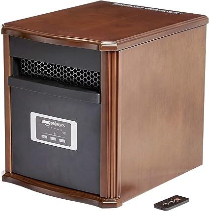 Amazon Basics Portable Eco-Smart Space Heater