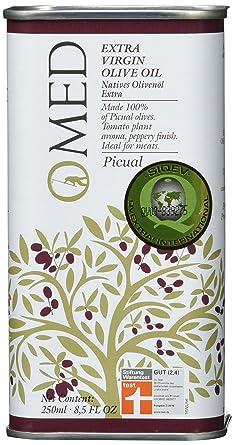 O Med Natives Olivenöl Picual Mittelfruchtig 1er Pack 1 X 250 Ml