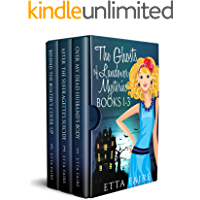 The Ghosts of Landover Mystery Series Box Set, Books 1-3: Three Complete Paranormal Cozy Mysteries In One