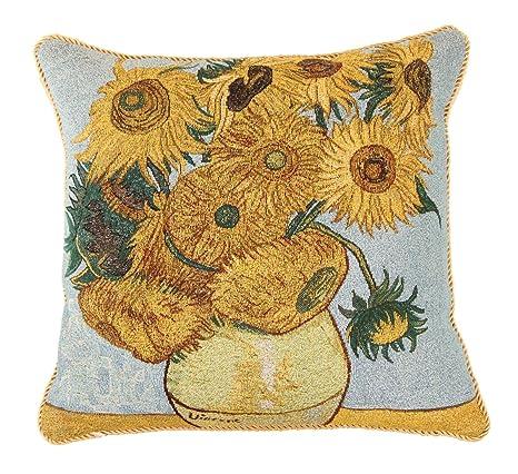 Amazon.com: Signare Premium Tapestry Arte Funda de cojín con ...