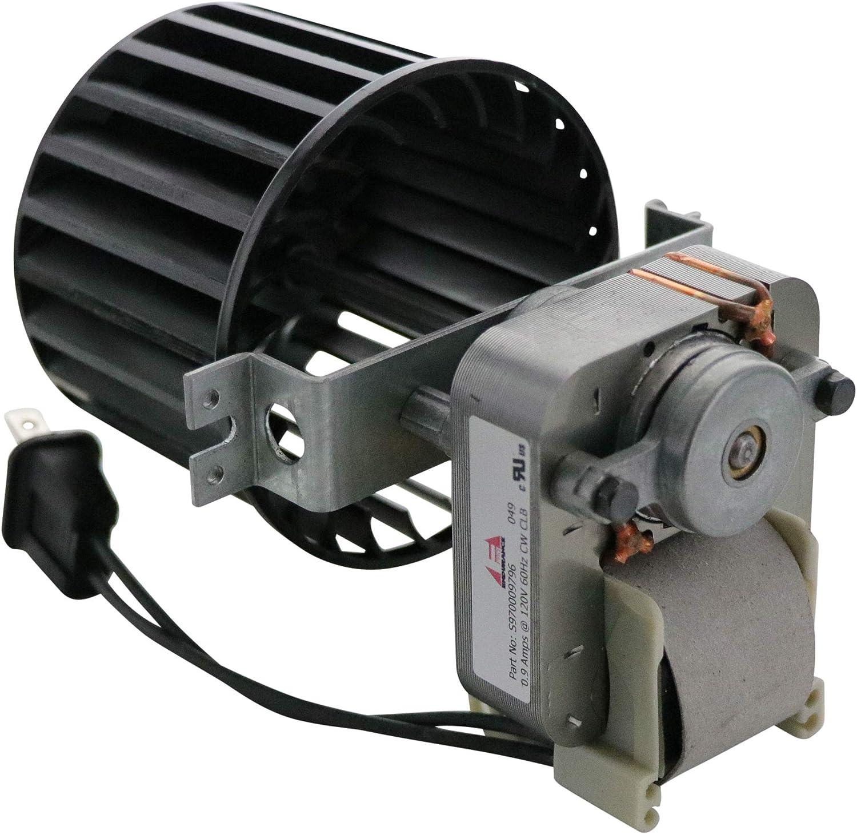 Endurance Pro S97009796 - Ventilador de repuesto para calentadores de bombillas Broan
