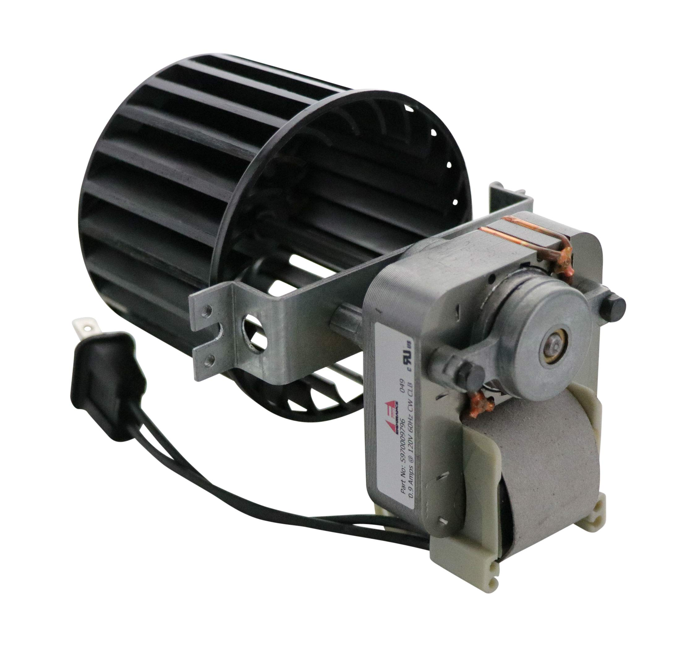 S97009796 Fan Blower Assembly for Bulb Heaters Replacement for Broan