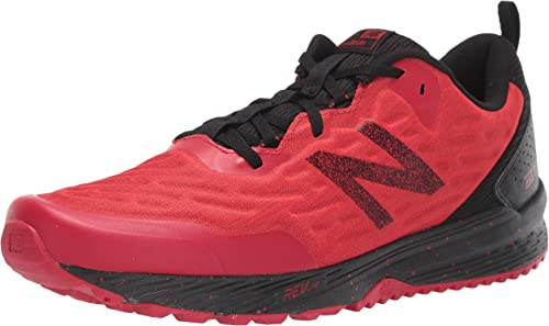 New Balance Mens FuelCore Nitrel v3 Trail Running Shoes Trainers Sneakers Red