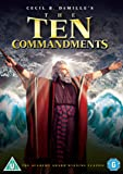 The Ten Commandments [DVD] [1956]