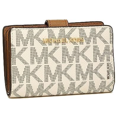 wholesale dealer 1642a f22d0 Amazon | [マイケルコース] 二つ折り財布 アウトレット ...