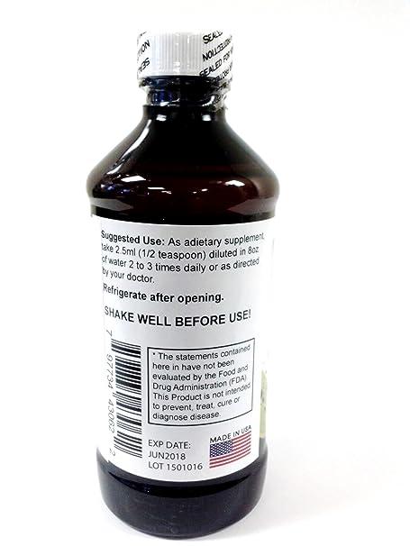 Amazon.com: Cloruro de magnesio, Magnesium chloride, Cloruro de magnesio de Flakes, Miracle salt,liquid 8 Oz.original.: Health & Personal Care