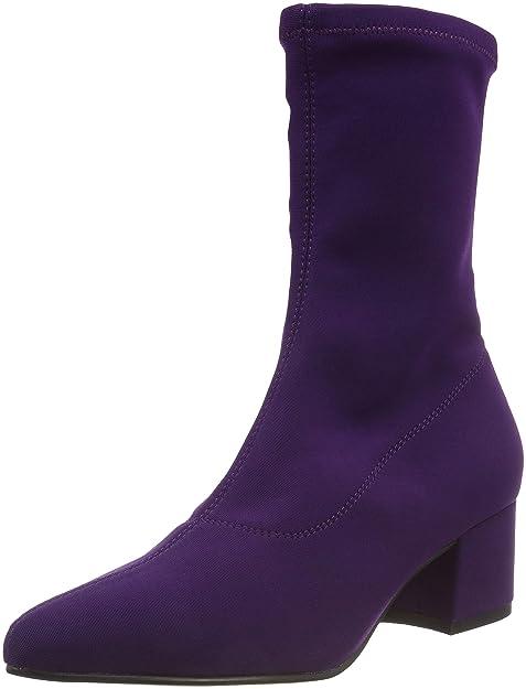 Vagabond Mya, Botines para Mujer, Morado (Purple 70), 36 EU