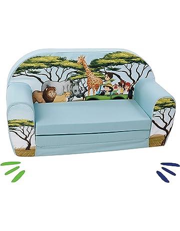 delsit Dt2 – 1775 sofá infantil, color azul