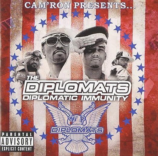 CamRon Presents The Diplomats - Diplomatic Immunity: The ...