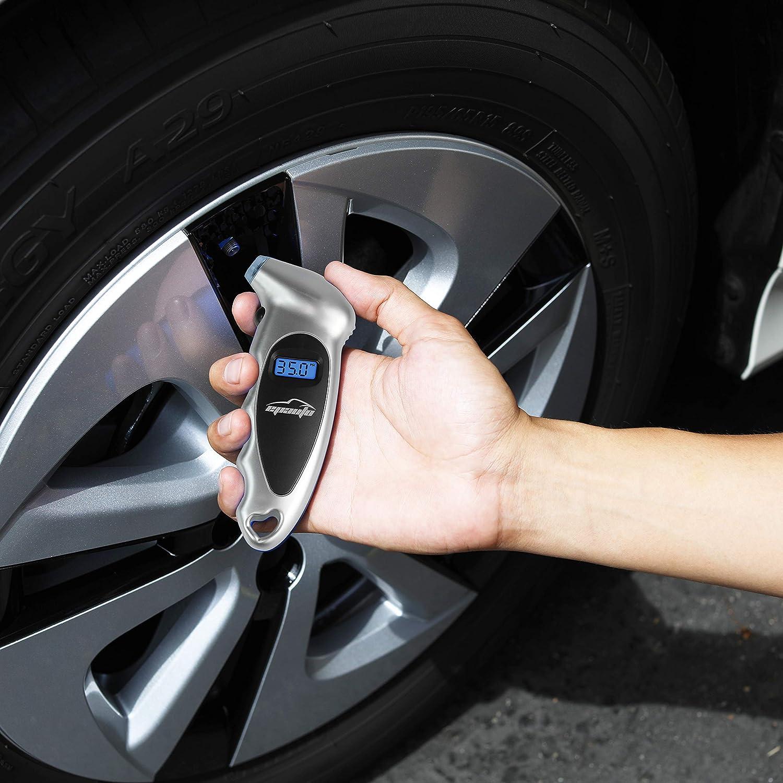 EPAuto Digital Tire Pressure Gauge 150 PSI