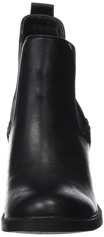 Refresh Damen (schwarz 064004 Booties, Schwarz Schwarz (schwarz Damen schwarz) 77681a