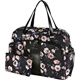 "KROSER Laptop Tote Bag 15.6"" Stylish Shoulder Bag Water-Repellent Large Travel Bag with RFID Pockets for Work/Business/School"