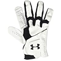 Under Armour CoolSwitch Leather Golf Glove For Right Handed Golfer