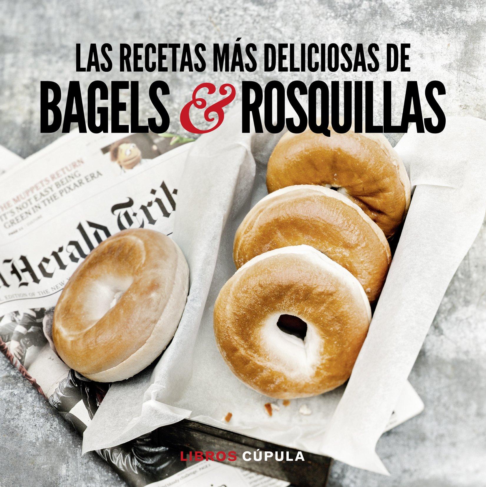 Amazon.com: Kit Las recetas más deliciosas de bagels ...