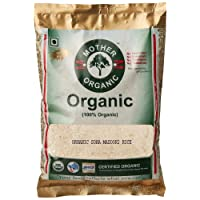 Mother Organic Sona Masoori Rice, 1kg