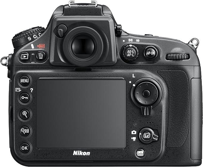 Nikon D800 - Cámara réflex digital de 36.3 Mp (pantalla 3.2 ...
