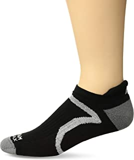 product image for Wigwam Men's Verve Pro Low Cut Lightweight Ultimax Run Sock, black, LG